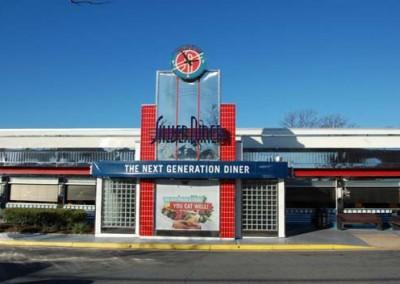 Silver Diner, Reston Virginia
