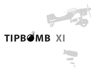 TipBomb XI 2014 Mark